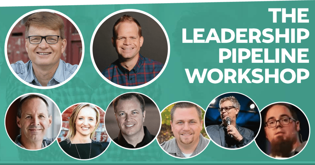 The Leadership Pipeline Workshop