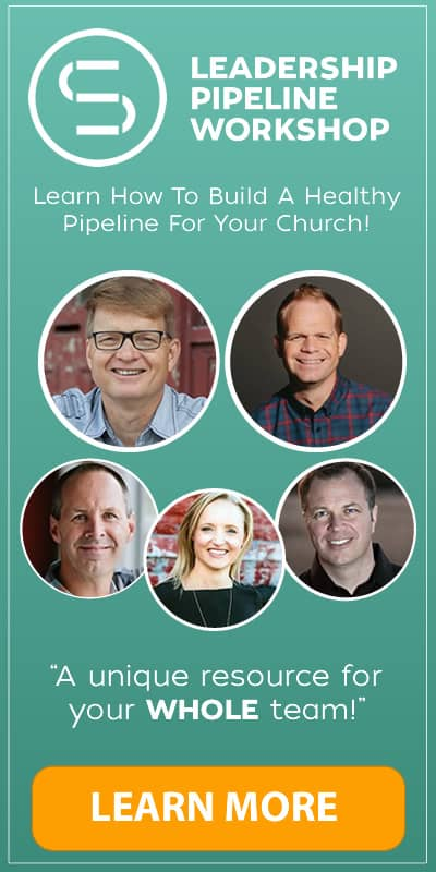 The Leadership Pipeline Workshop for Churches